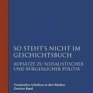 Robert Steigerwald: So steht es nicht im Geschichtsbuch