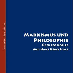 Werner Seppmann: Marxismus und Philosophie