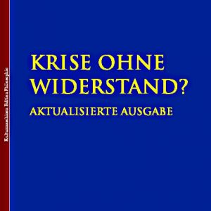 Werner Seppmann - Krise ohne Widerstand? - Aktualisierte Fassung