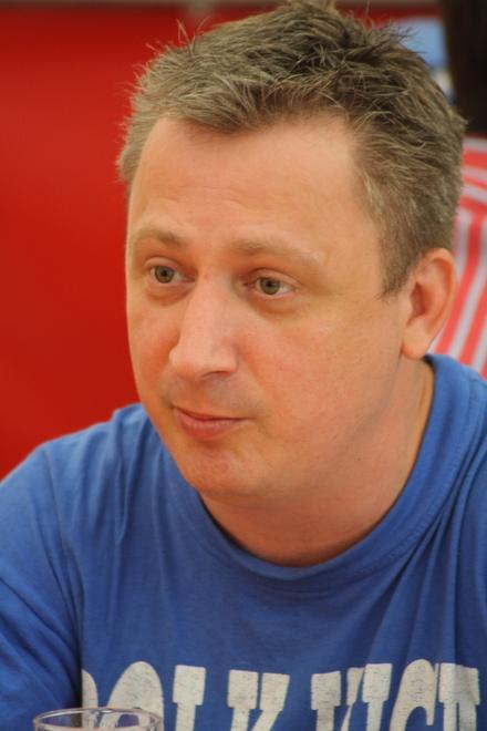 Karsten Krampitz. Foto: Amrei-Marie