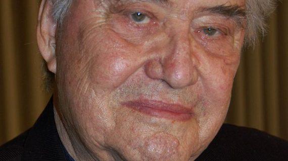 Ein großer Deutscher Dichter bleibt für immer