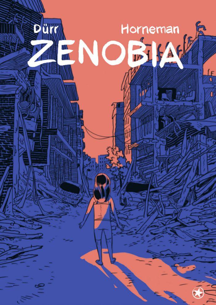Zenobia auf dem Grund