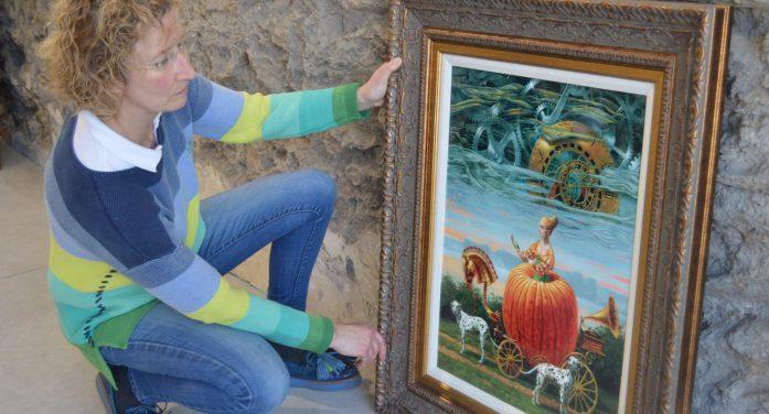 Cheval-Ausstellung in Weilburg