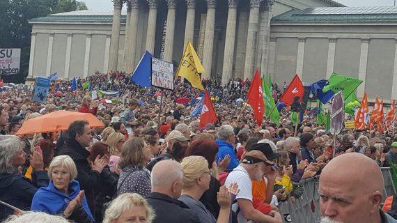 50.000 gegen Hass und Hetze