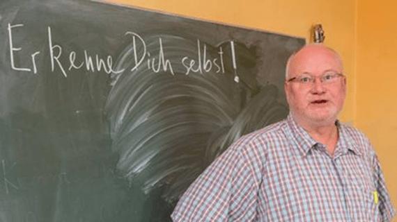 Peter H. Gogolin im Gespräch mit Anton Schmitt