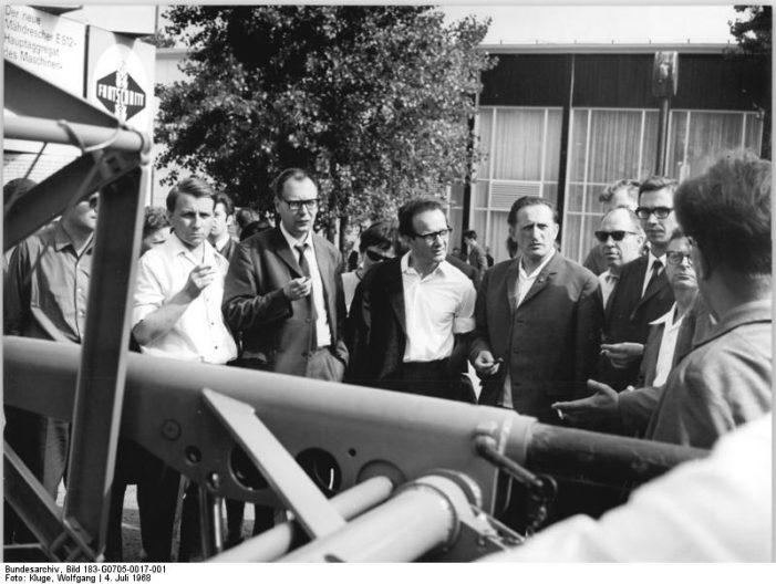 Zum Tode von Werner Heiduczek